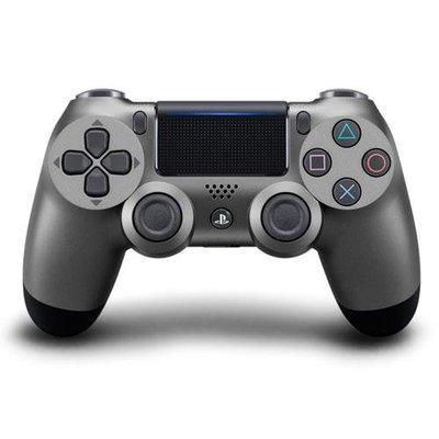 【二手商品】SONY PS4 原廠無線控制器 新版 震動手把 D4 鋼鐵黑 CUH-ZCT2G21 裸裝 台中恐龍