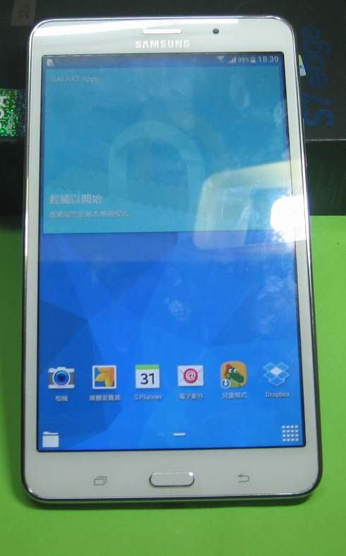 【東昇電腦】SAMSUNG GALAXY Tab 4 7.0  4G LTE T2397  可通話平板