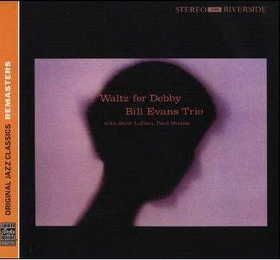 【店長推薦】給黛比的華爾滋 Waltz For Debby /比爾艾文斯三重奏---7232326