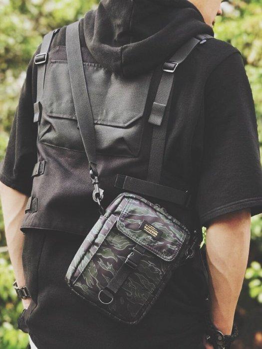 【Matchwood直營】Matchwood Pacer 隨身外出斜背小包 虎紋迷彩款 側背小包 防潑水 開學限時優惠