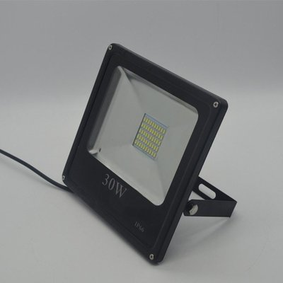 LED戶外投射燈30W 白光黃光 LED招牌燈LED廣告燈LED探照燈【3000流明】【防水等級IP67】(保固1年) 新竹市