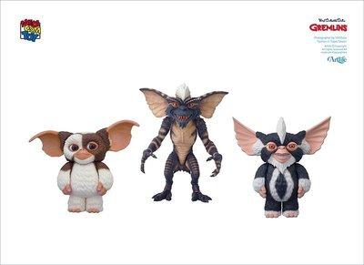 ArtLife @ MEDICOM 2011 VCD GREMLINS GIZMO 經典絕版 稀有華納 小精靈 魔怪