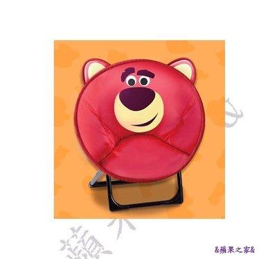 &蘋果之家&全家-玩具總動員系列-熊抱哥月亮椅-11/15到貨寄出喔!