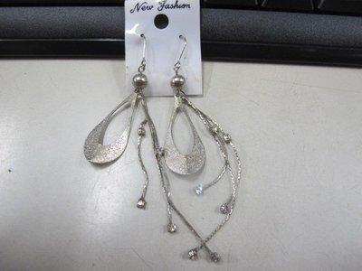 二手舖 NO.4533 時尚造型耳環 耳針 耳鉤 便宜賣 首飾飾品