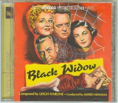 "黑寡婦 Black Widow/ Good Morning,Miss Dove""- Leigh Harline,全新07"