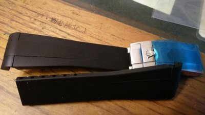 Rubber B Rolex 替換錶帶 橡膠 116622 116710 水鬼 請先看內容 非一元