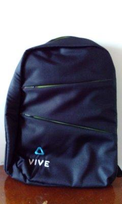 VIVE HTC 黑色後背包(宏達電股東會贈品)  電腦包