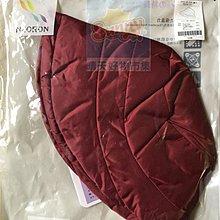 (現貨不用等)妮芙露 負離子AS 039  秋冬保暖外出帽 2020新款 紅色