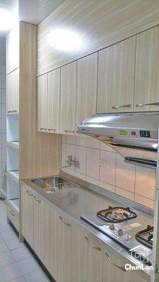 ❤廚具+電器櫃❤我們不是您的唯一選擇但會是您最佳選擇!不斷好評價!不鏽鋼檯面+木心桶+美耐門板,完工價50,750