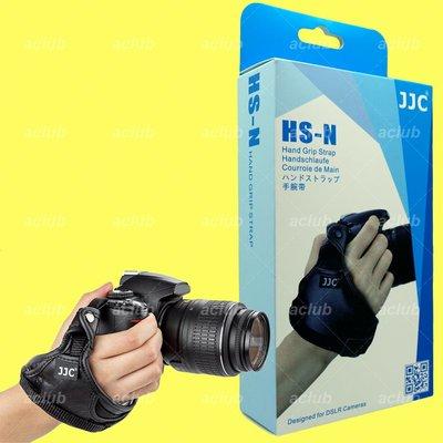 港行有保 - JJC 相機手腕帶 Hand Grip Strap 替代 AH-4 適用 Nikon DSLR
