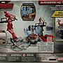[出清特價] 漫威 復仇者聯盟2 奧創紀元 2.5吋人物電影場景遊戲組 鋼鐵人 vs 奧創2.0版 孩之寶 原價999