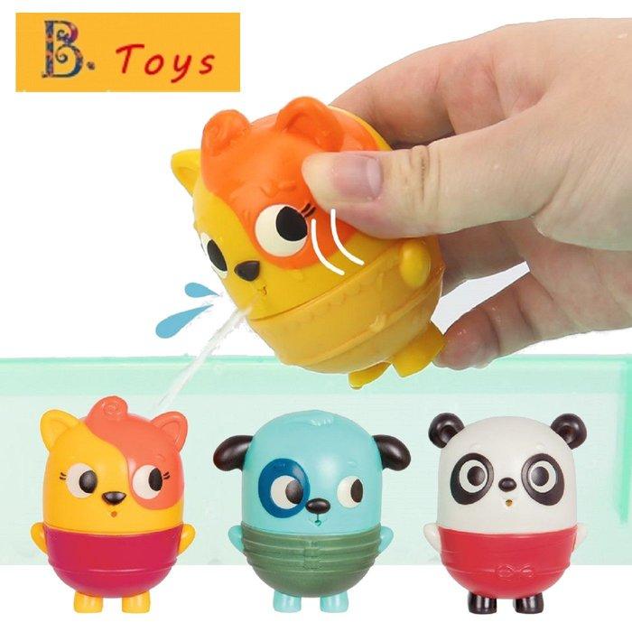 B.Toys 水球膠囊 - 肚咕小組 洗澡/ 戲水玩具 §小豆芽§ B.Toys Land Of B系列 肚咕小組