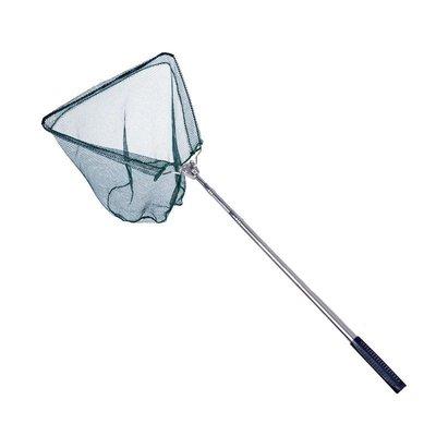 伸縮 折疊 鋁桿 三角漁網。抄網、折疊、伸縮折疊式魚網、摺疊手撈網、伸縮漁網、伸縮手抄網 高雄市