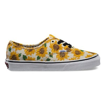 【DANDY特惠】Vans Authentic SunFlower 限量 太陽花 向日葵