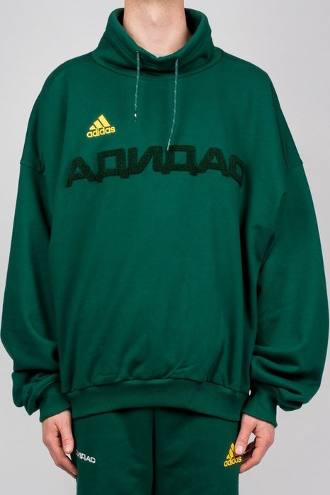 reputable site 43fa0 93549 Gosha Rubchinskiy adidas Sweat Top 帽T 大學T 衝鋒衣 SUPREME PALACE-Yahoo奇摩拍賣