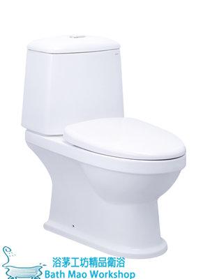 ◎浴茅工坊◎凱撒特殊管距12~30公分馬桶/兩段式4.8公升超省水馬桶/附緩降馬桶蓋CF1530U