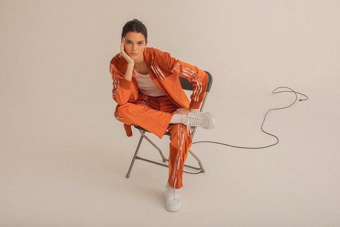[第二彈聯名] adidas Originals X Danielle Cathari 秒殺聯名 橘色系 運動套裝