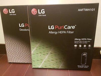 LG空氣清淨機 抗敏HEPA濾網.原廠公司貨 AAFTWH101大白PS-W309WI. AS401WWJ1$1580