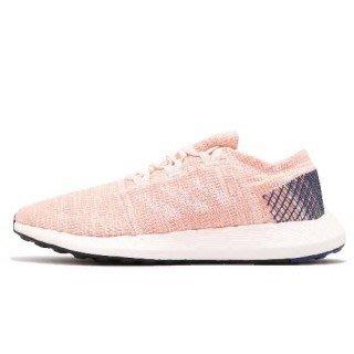 SUK 代購 ♦️ Adidas PureBOOST Go 粉橘 粉色 白色 慢跑 避震 透氣 舒適 健身 B75666