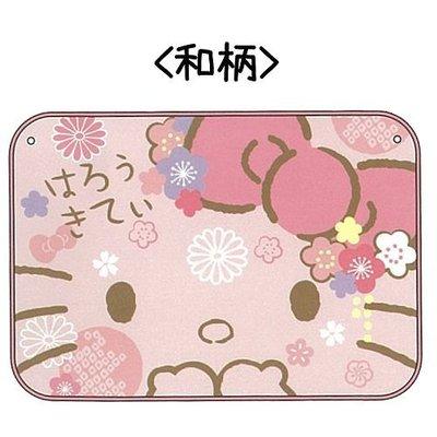 尼德斯Nydus~* 日本正版 Sanrio 三麗鷗 Hello kitty 凱蒂貓 毛毯 披巾 披肩 小毯子 -共3款
