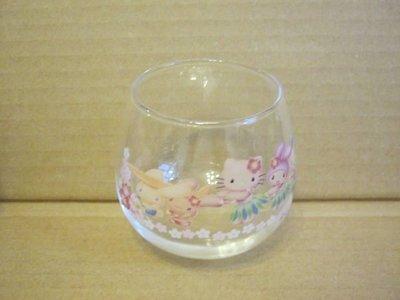 Sanrio Usahana 2006年玻璃杯 (簿身)
