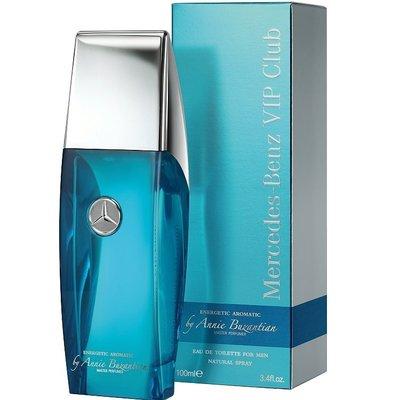 (現貨)Mercedes Benz Energetic Aromatic陽光藍淡香水 100ml