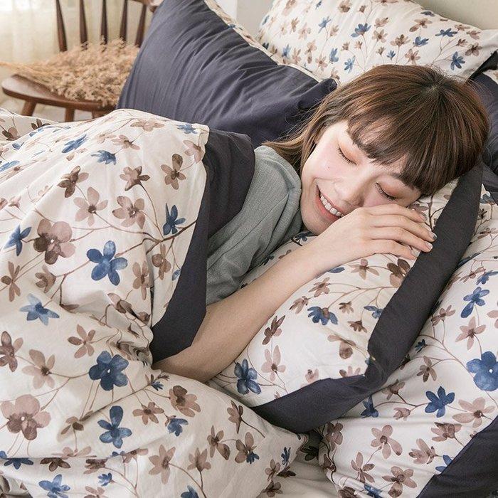 床包被套組 / 雙人【水墨回憶】含兩件枕套  100%精梳棉  戀家小舖台灣製AAS212