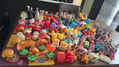 McDonald's Happy Meal Toys from 1990s