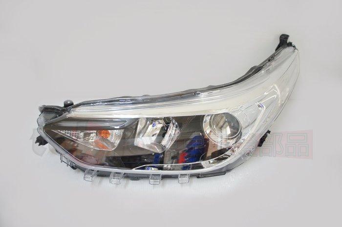 @Tokyo東京車燈部品@豐田 YARIS VIOS 18 19 原廠型 黑框魚眼大燈