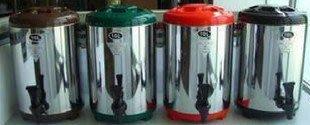 INPHIC-不鏽鋼奶茶保溫桶8L咖啡...