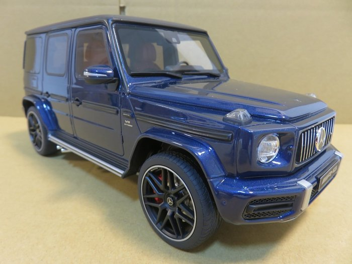 =Mr. MONK= GT SPIRIT Mercedes Benz G Class G63 AMG 2019