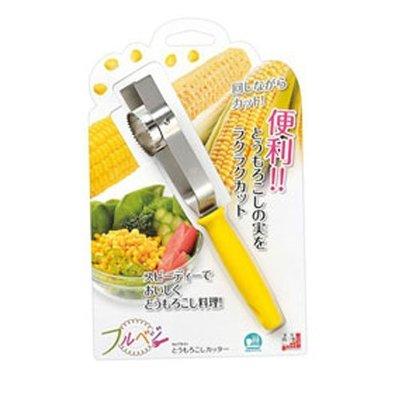 【小糖雜貨舖】日本製 不銹鋼 刨玉米粒...