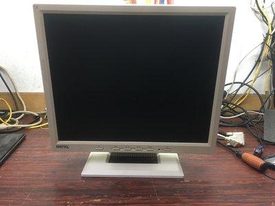 @淡水無國界@ BanQ 17吋螢幕 LCD顯示器 Q7T3 中古顯示器 螢幕監視器 就只有五百~~ 新北市