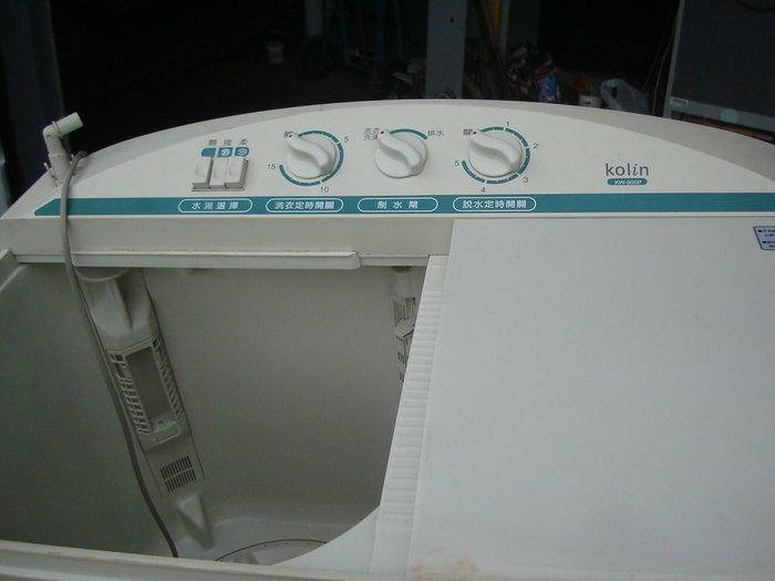 高雄屏東萬丹電器醫生 中古二手 歌林9公斤洗衣機 自取價4350