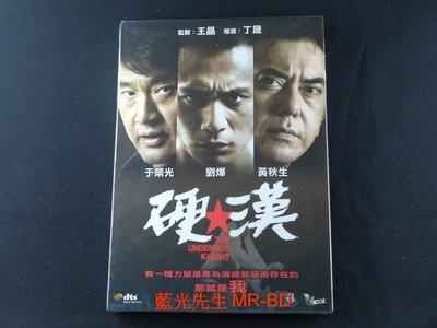 [藍光先生DVD] 硬漢 The Underdog Knight