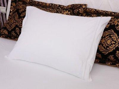 【寢之堡】防蟎全包式枕頭套 / 2 入 PCS 防水枕頭保潔墊 Protect-A-Bed