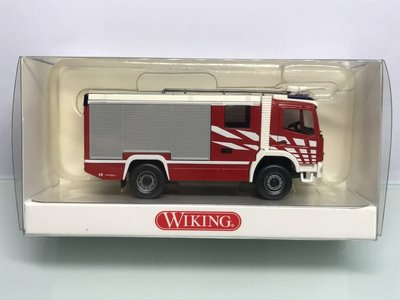 傑仲(有發票) 博蘭 公司貨 WIKING Fire Department 6130140 HO