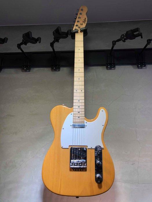 【六絃樂器】全新精選 HOFMA telecaster 型 原木色電吉他 / 現貨特價