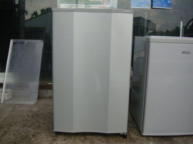 高雄屏東萬丹電器醫生 中古二手 大同 100公升冰箱 自取價3500
