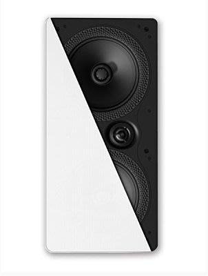 建凱音響 美國 Definitive DI 5.5LCR 崁入式喇叭 公司貨 無邊框 (1對)