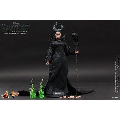 Hot Toys – MMS247 –【 黑魔女 沉睡魔咒 】 1/6比例 Maleficent 梅菲瑟 迪士尼 動畫