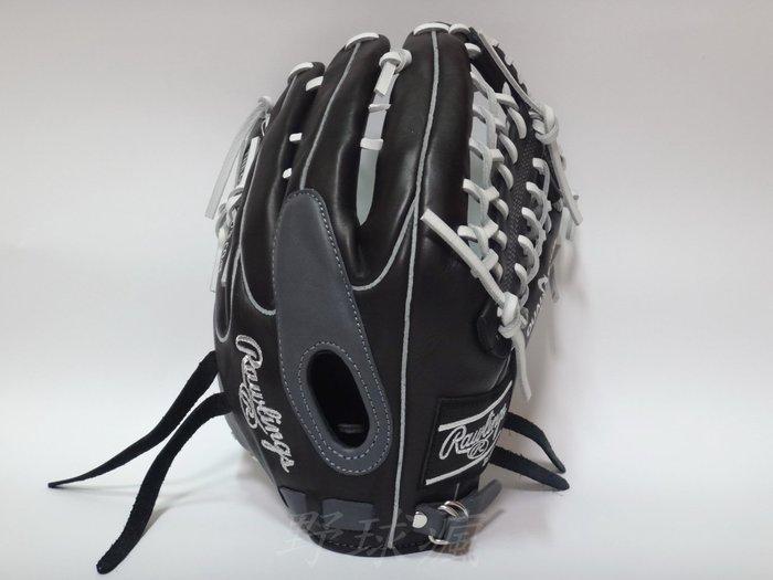 《野球瘋》羅林斯 Rawlings COLOR SYNC 軟式用 棒球手套 GR7FHCL8L-B/GRY