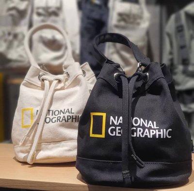 [FDOF] 預購 National Geographic Informal Tote Bag 肩背 束帶 水桶手提袋