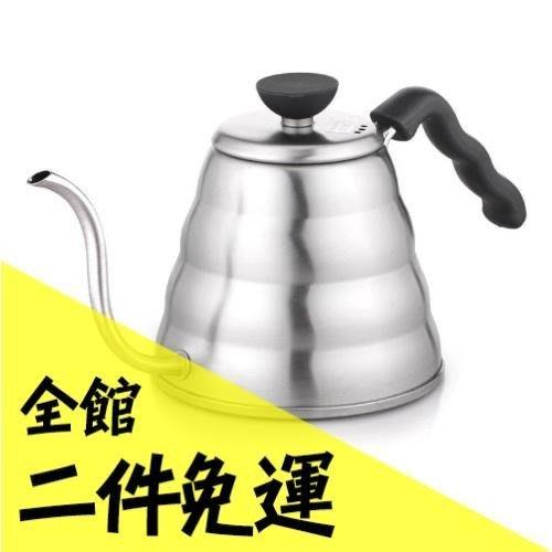 空運日本 HARIO V60系列 水滴 手沖咖啡壺 細口壺 電磁爐可用  800ml VKB-120HSV 【水貨碼頭】