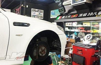 JK RACING 精品 避震器 BMW E60 M5 高低軟硬可調避震器 保固2年