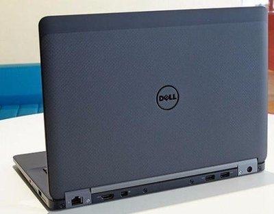 Dell Latitude E7270、13寸觸控、i7-6600、8G、512G、視訊、ATM、碳纖上蓋+包膜+LTE