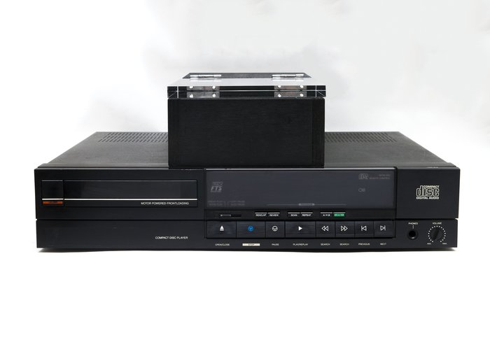 WAITING AUDIO CDM3 CD player(採用STUDER A730雷射頭)