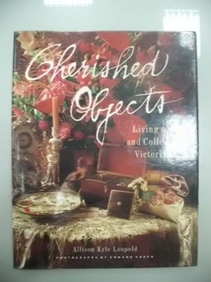 6980銤:A6-4cd☆1991年『CHERISHED OBJECTS』ALLISON KYLE LEOPOLD