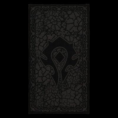【丹】暴雪商城_2018 暴雪嘉年華 World of Warcraft Horde 魔獸世界 部落 圖示 地毯
