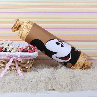 1款 米奇 迪士尼 糖果枕 卡通抱枕 全棉靠枕~Mickey 15~45CM